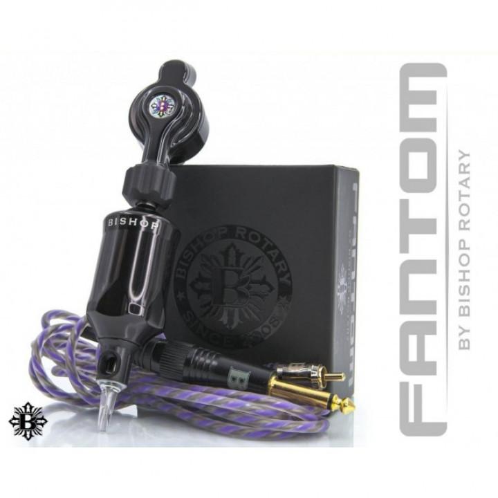 Машинка роторная Bishop Fantom Black 3,5