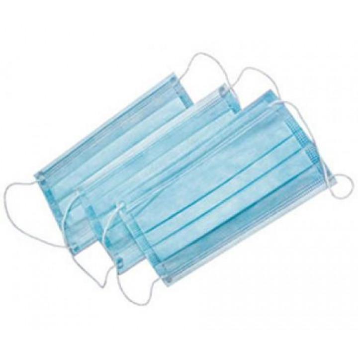 Маска защитная (Face Mask) голубая