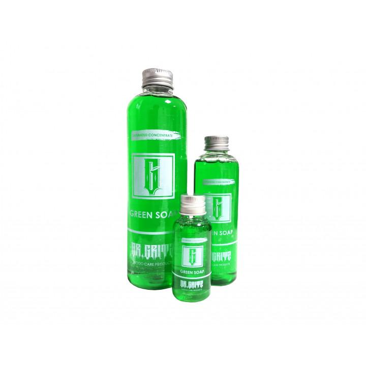 "Зелёное мыло Green Soap ""Dr.Gritz"""