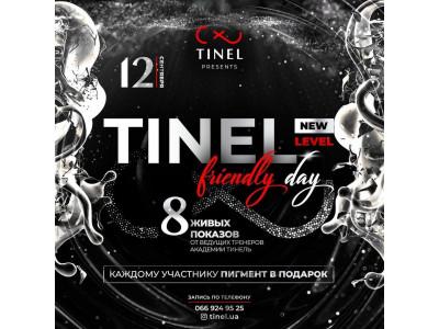 Конференция Tinel Friendly Day. New LEVEL 12 сентября!
