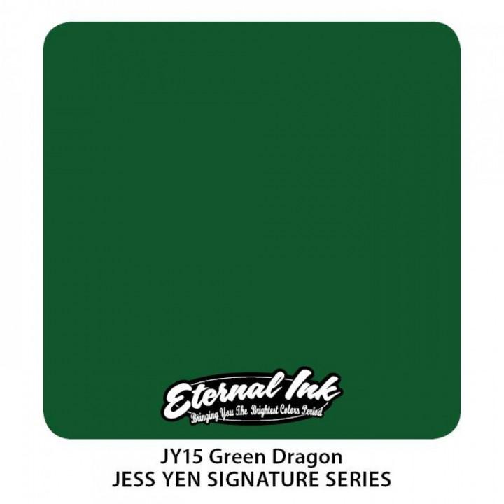 Краска Eternal Jess Yen - Green Dragon