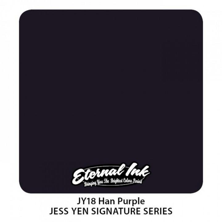 Краска Eternal Jess Yen - Han Purple