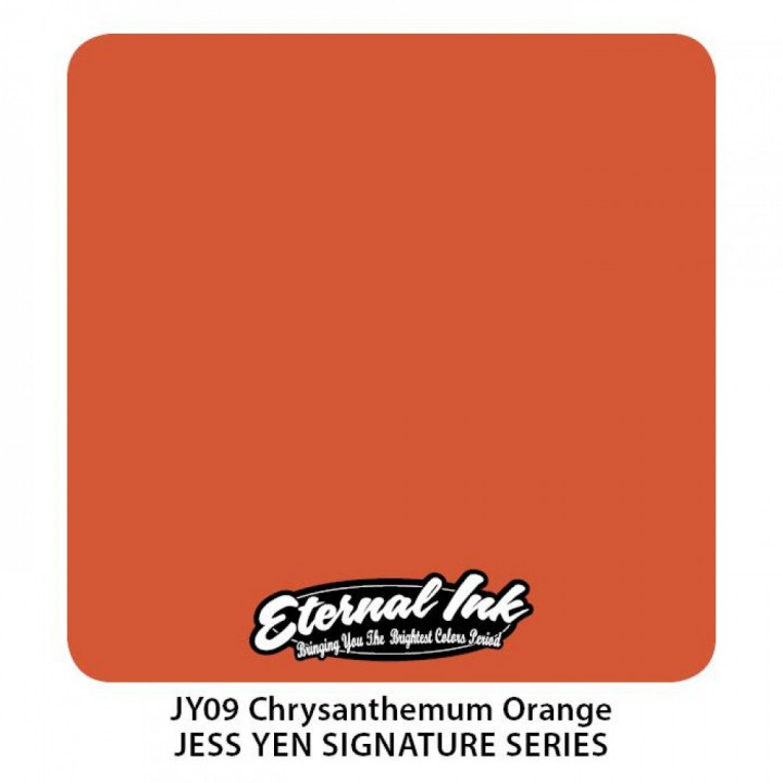 Краска Eternal Jess Yen - Chrysanthemum Orange