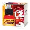 Sample 12 Ink Set