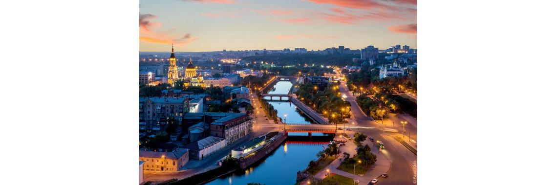 Открытие магазина в Харькове