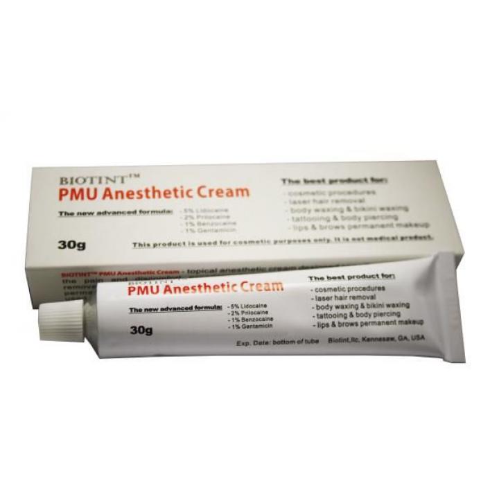 Крем PMU 30г (для предварительной анестезии)