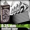 Kwadron 0.35 Medium Taper