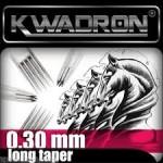 Kwadron 0.30 Long Taper