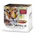Bryan Sanchez M. Watercolor Ink Set (12)